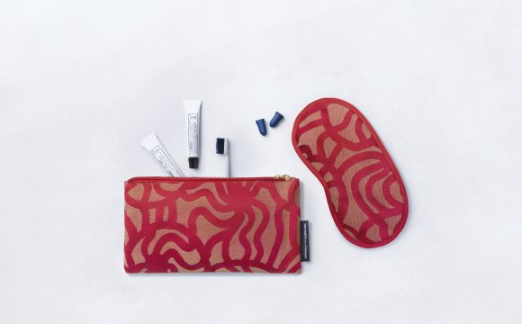 Finnair Unveils Special Edition Amenity Kit for Chinese New Year
