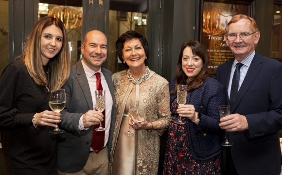 Spanish Tourist Board Annual Trade Dinner | Coco, Belfast
