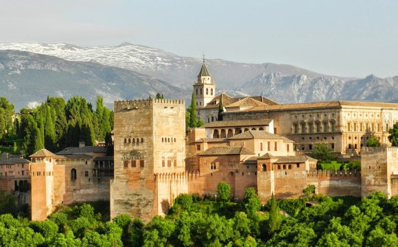 Win A Holiday for Two to the City of Granada & the Magnificent Alhambra Palace