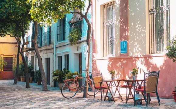 Sunset Selfies and Sangria NInja Style in Barca