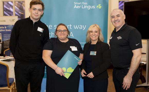 Aer Lingus Taste of America Roadshow | Titanic Belfast
