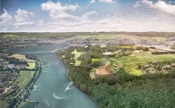 Eden Project Foyle to Transform Derry~Londonderry Waterfront