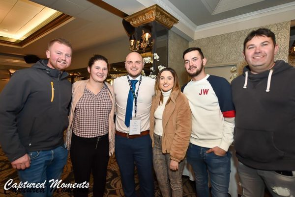 ELite Travel Host a Client Wine and Cheese Night in the Glenavon Hotel