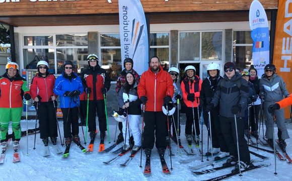 Fun on the Slopes – NI Travel News Takes to the Slopes with Travel Solutions!