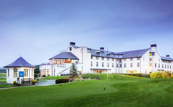 Win An Overnight Stay in the Hilton Hotel, Templepatrick for Two including Breakfast and Table D'Hote Dinner
