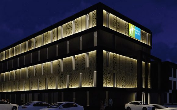 Europe's First New Holiday Inn Express and Suites Concept