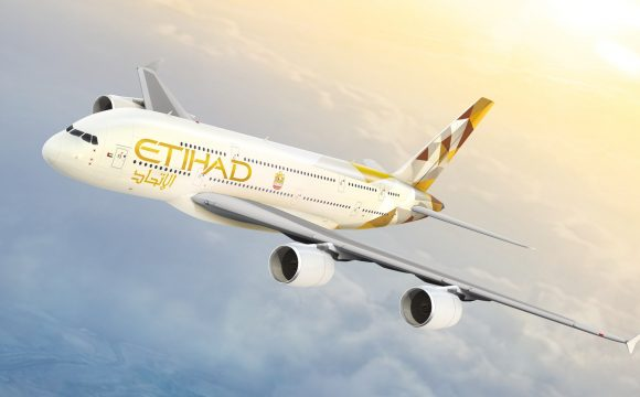 Etihad Airways supports the UAE's aid Mission to Beirut