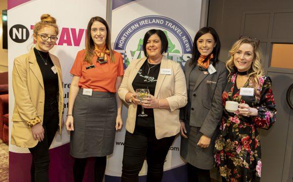 NI Travel News Events Team On Tour 2020 | Portadown
