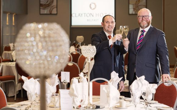 Olympic Investment Continues at Clayton Hotel Belfast