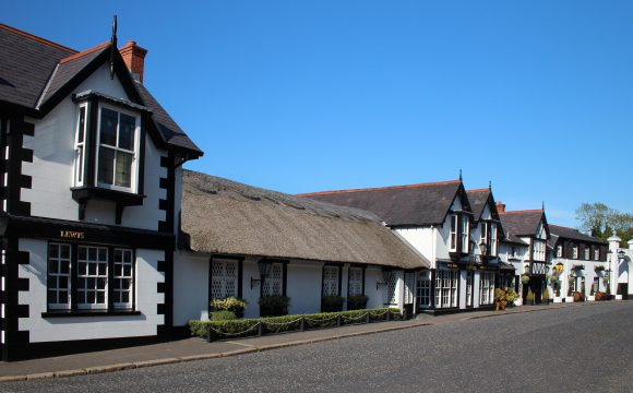 Iconic Old Inn Crawfordsburn Up for Sale