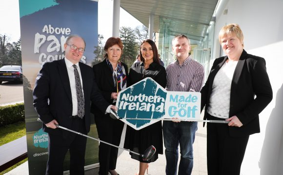 Tourism NI Continues to Drive Golf Tourism in Northern Ireland