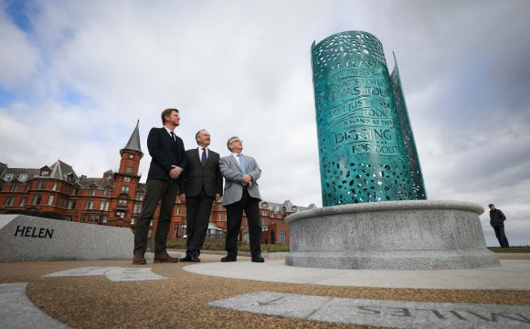 Slieve Donard Resort Unveils Permanent Tribute to Percy French