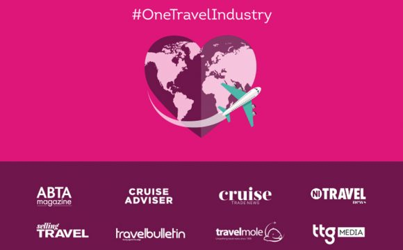 COVID-19: We Stand United! Travel Media Unites to Throw Support Behind #OneTravelIndustry