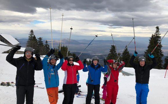 Travel Solutions Romania Ski Fam Trip
