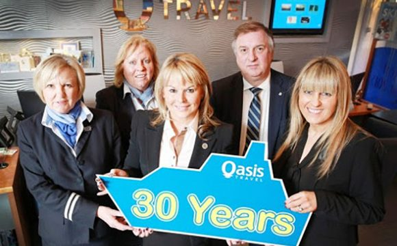 Sudden Passing of Oasis Travel's Gary Corkin