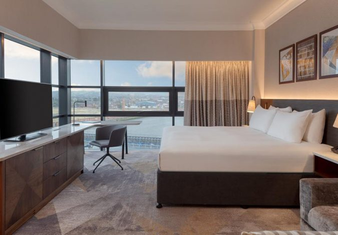 Win An Overnight Stay for Two at the Hilton Belfast with Dinner in Sonoma Bar & Grill and Breakfast included