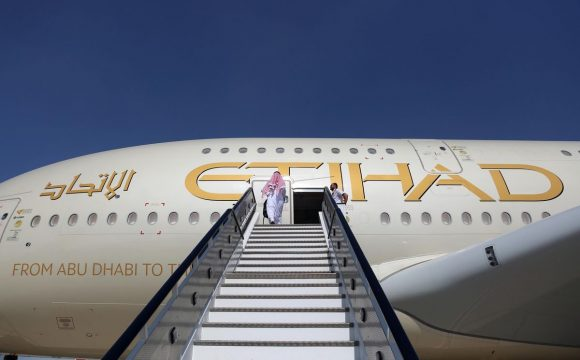 Etihad Offers 5,000 Bonus Guest Miles with Credit Option