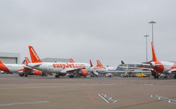 COVID-19: EasyJet Set to Cut Nearly One Third of Their Workforce