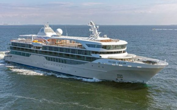 Silversea Prepares to Take Delivery of New Ship