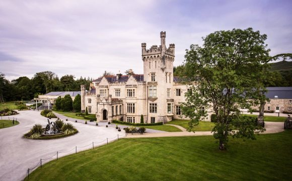 Lough Eske Castle Reopening on July 20