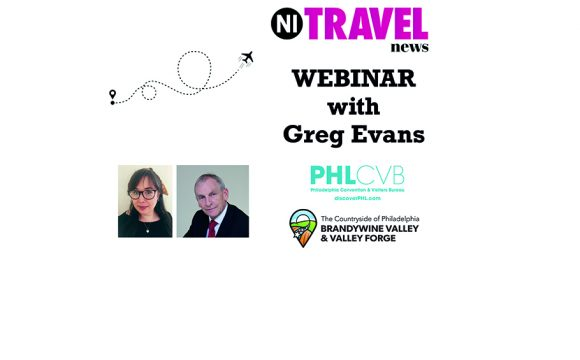 Webinar with Greg Evans from Philadelphia CVB – LIVE NOW!