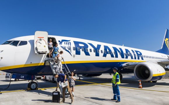 More Choice for NI Customers – Ryanair Now Fly from BOTH Belfast Airports
