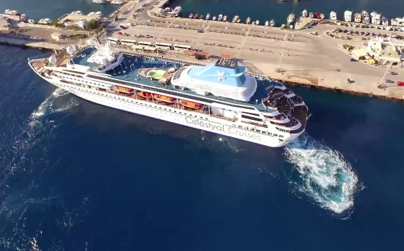 Celestyal Cruises Extends Suspension of Cruise Operations