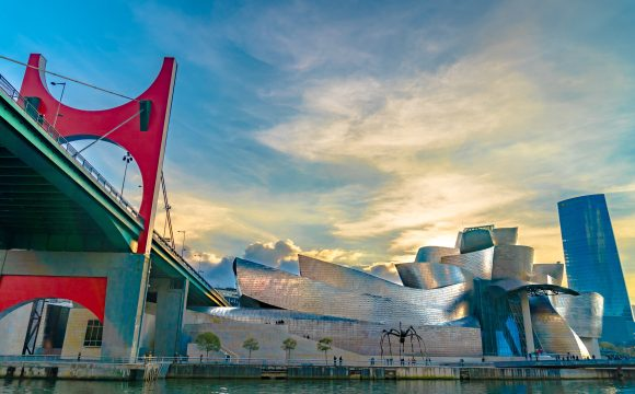 Guggenheim Museum Bilbao and the Bilbao Fine Arts Museum to Reopen