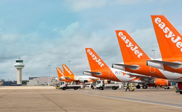 Majority of EasyJet Flights To Relaunch by August
