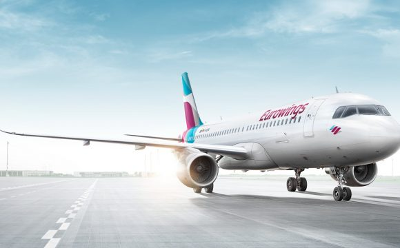 Eurowings to Open New Base in Berlin