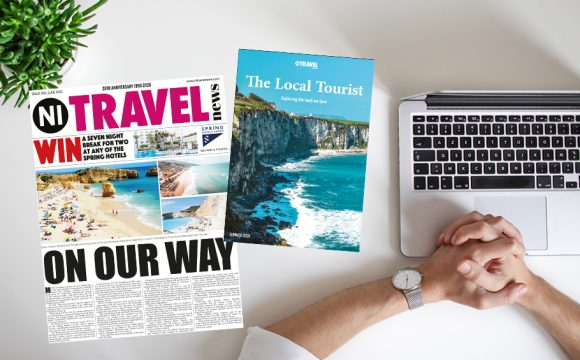 The June 2020 Edition of NI Travel News is Available Online Now!