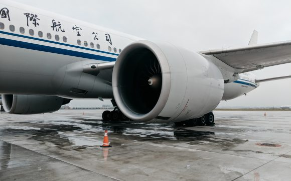 USA Puts Ban on Flights from China