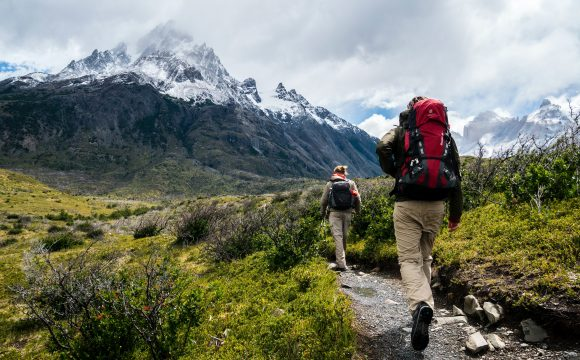 Agents Dust Off Their Walking Boots for G Adventures Challenge