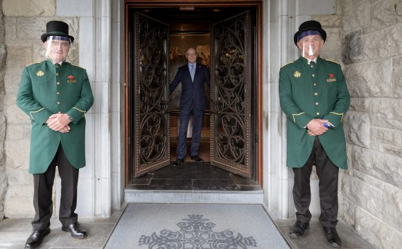 Ashford Castle Opens Its Doors Following Lockdown