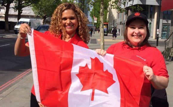 Air Canada Celebrates Canada Day!