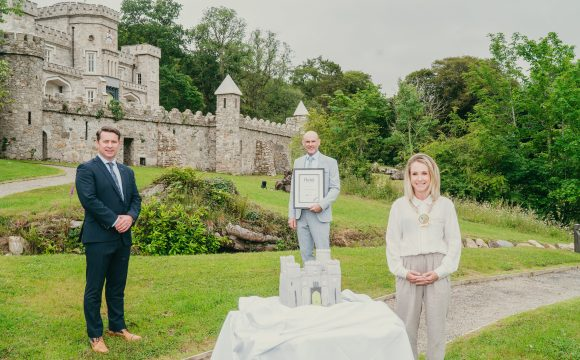 Killeavy Named Castle Hotel of the Year at Irish Hotel Awards