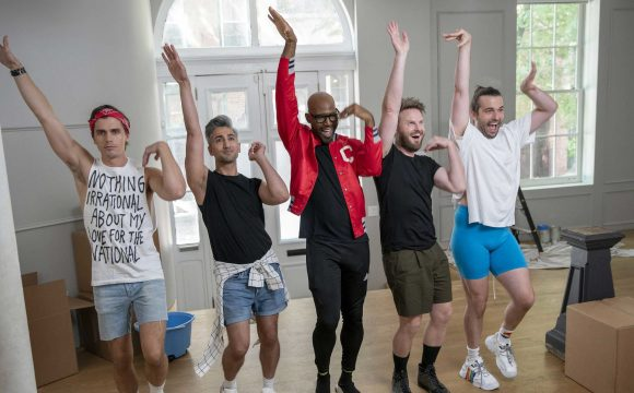 Queer Eye in Philadelphia: How to Follow the Fashionable Footsteps of the 'Fab Five'