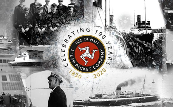 Isle of Man Steam Packet Looks Back on 190 Year History