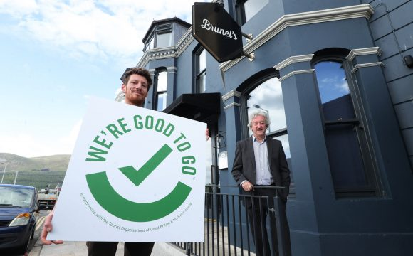 'We're Good to Go' Rolls Out Across the Tourism Sector