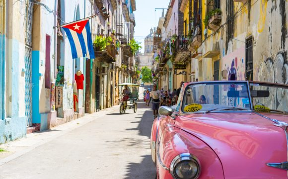 "Cuba and Dominican Republic Left off UK Government ""Safe List"""