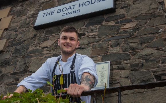 Meet the Chef: Andy Scollick, Head Chef of The Boat House, Bangor