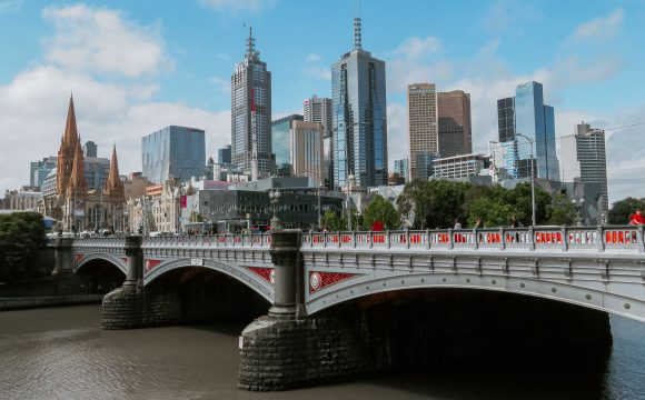 International Flights to Melbourne Suspended