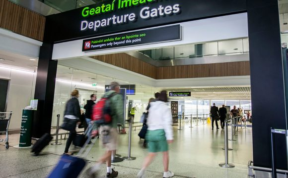 Dublin Airport's Covid Prevention Measures Win Recognition
