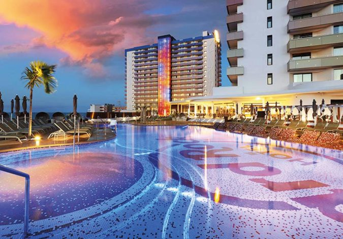 AGENTS ONLY: WIN A Four Night Stay for Two in Hard Rock Hotel, Tenerife