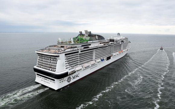 MSC Cruises Begins Fleet-Wide Covid-19 Vaccinations