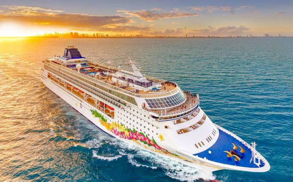 Norwegian Cruise Line Offers Trade Partners Double Points on NCL Freestyle Rewards