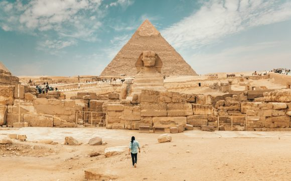 Egypt Reopens Airport and Tourist Attractions