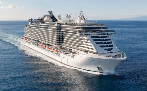 MSC Cruises Returns to Service in the Mediterranean