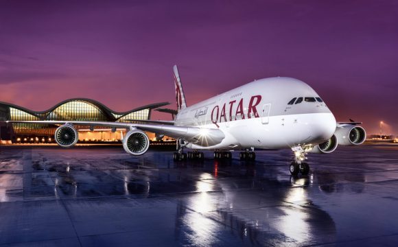 Qatar Airways Operates First Ever Fully Vaccinated Flight
