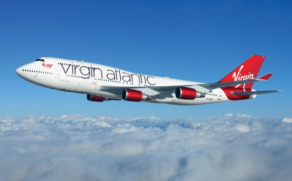 Virgin Atlantic Seeks Bankruptcy Protection